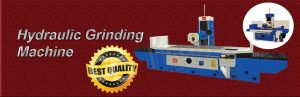 hydraulic-grinding machine manufacturer